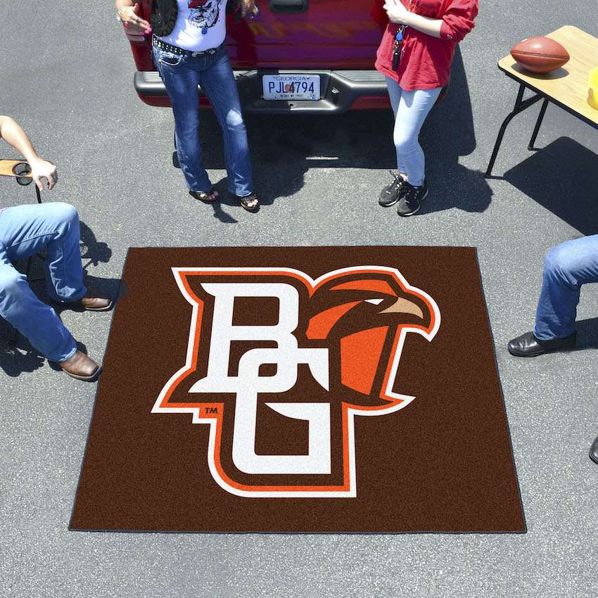 Bowling Green Falcons TAILGATER 60 x 72 Rug