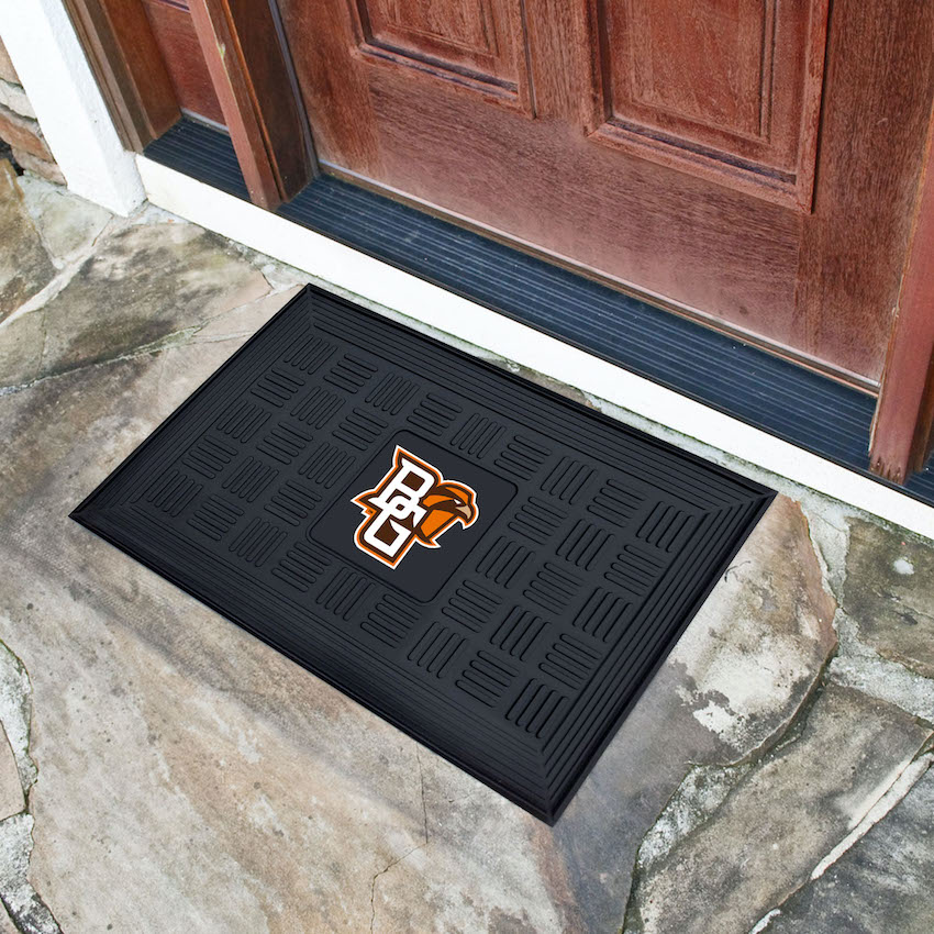 Bowling Green Falcons MEDALLION Vinyl Door Mat