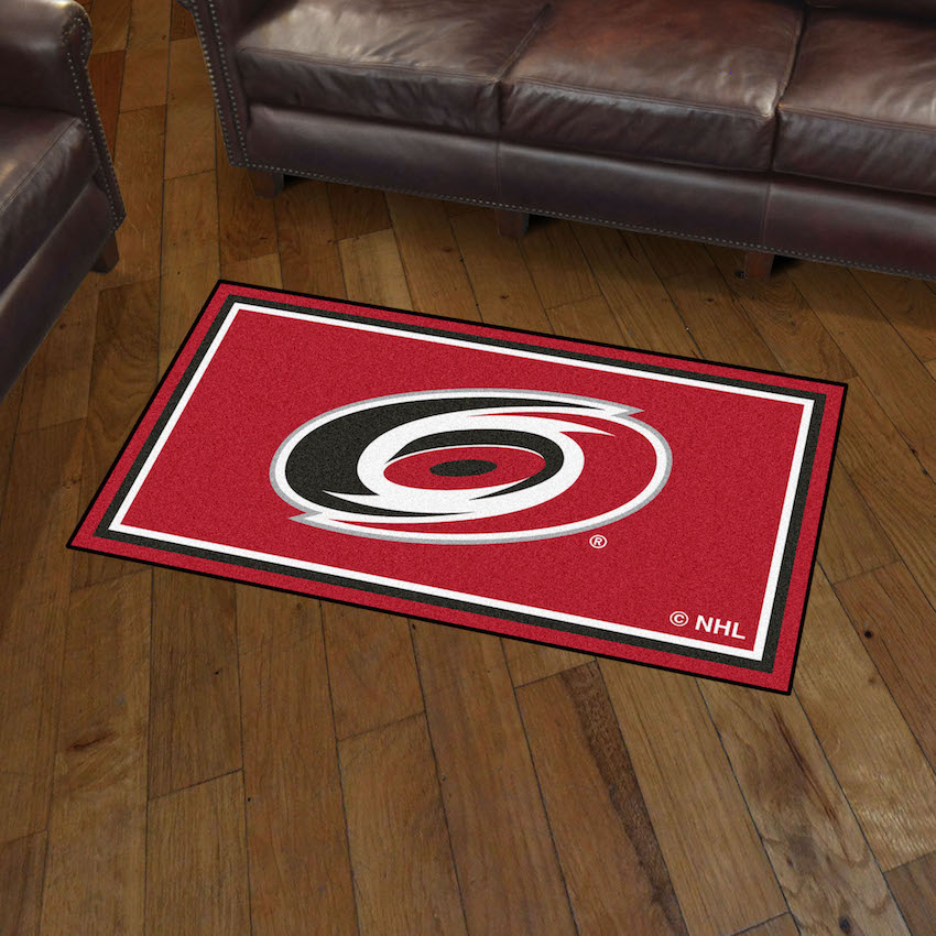 Carolina Hurricanes 3x5 Area Rug