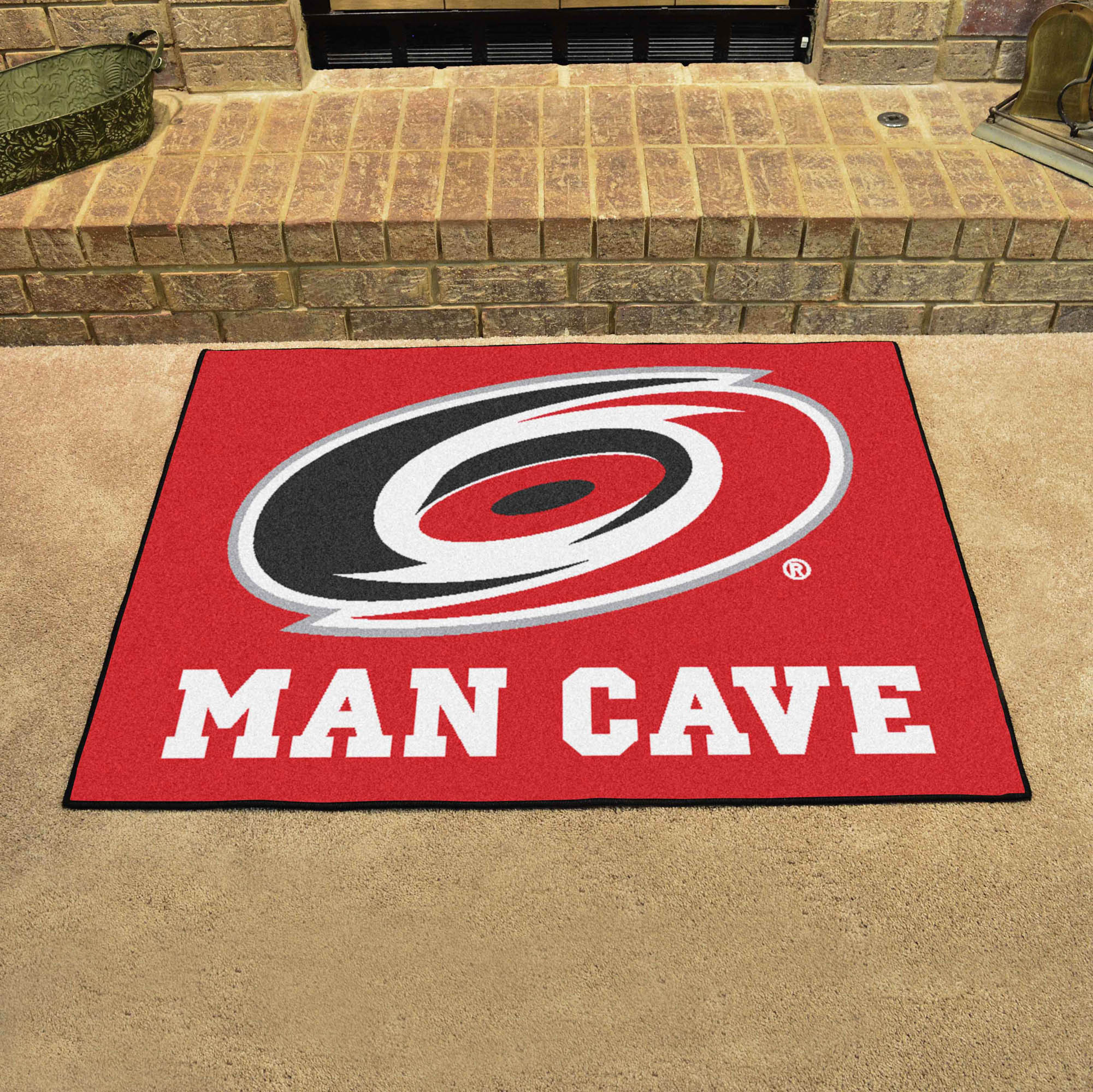Carolina Hurricanes ALL STAR 34 x 45 MAN CAVE Floor Mat