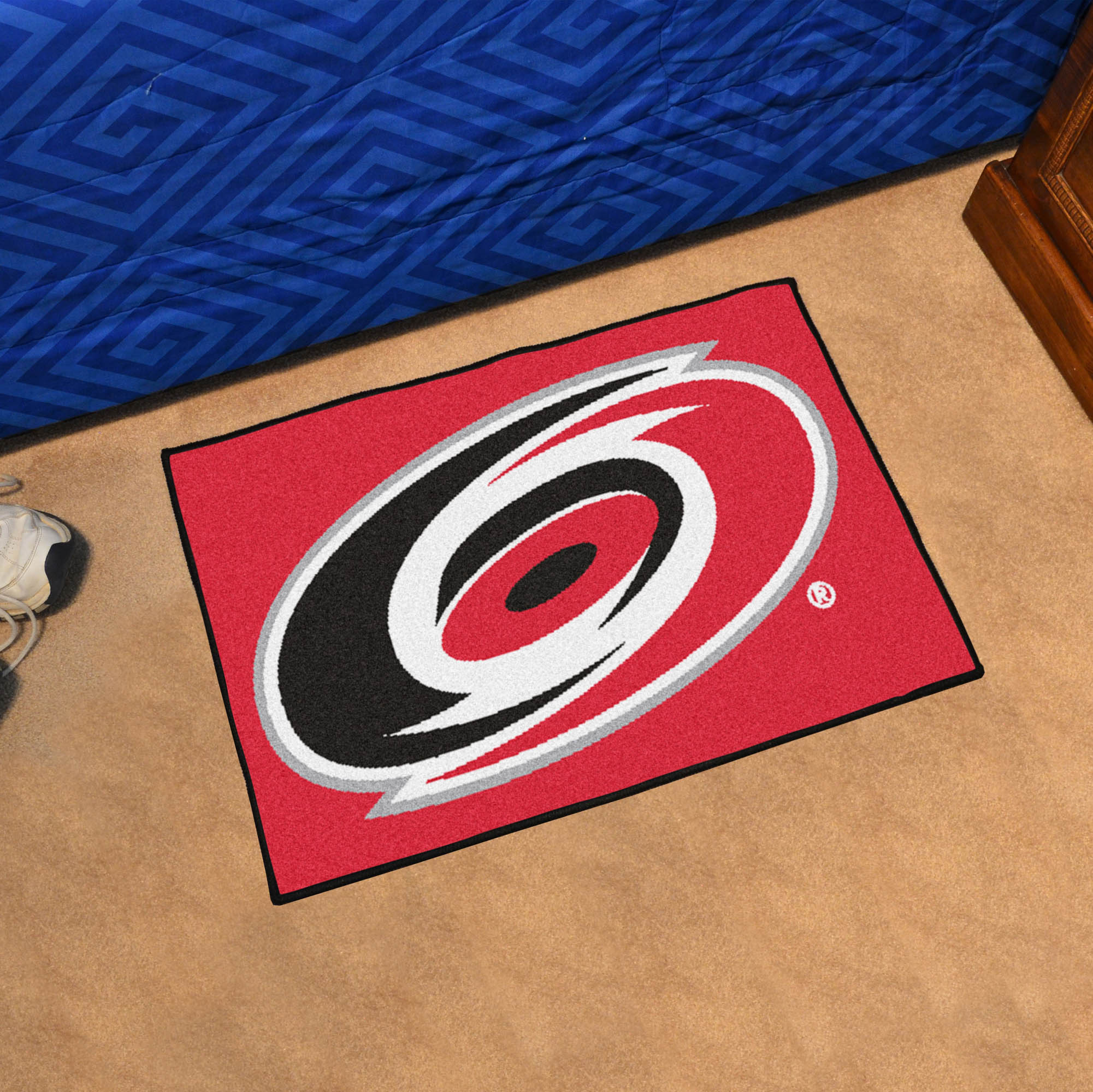 Carolina Hurricanes 20 x 30 STARTER Floor Mat