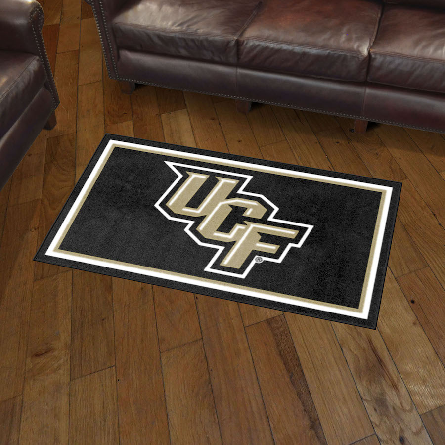Central Florida Knights 3x5 Area Rug