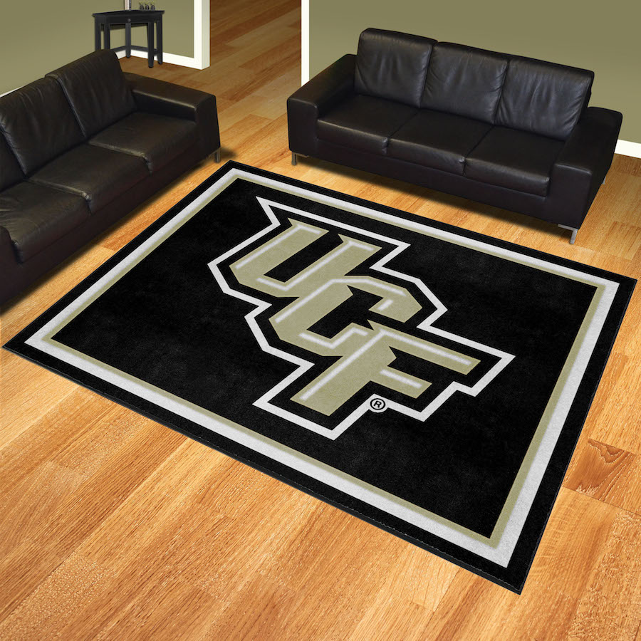 Central Florida Knights Ultra Plush 8x10 Area Rug