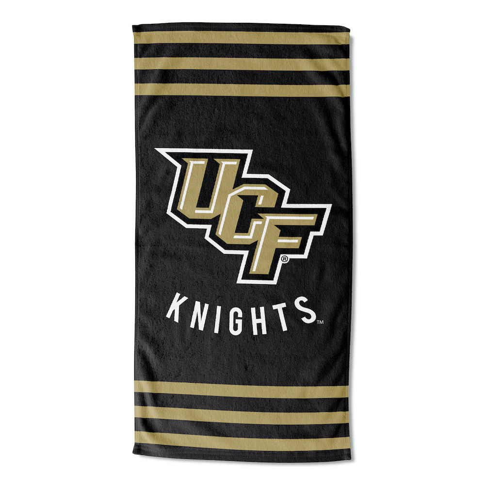 Central Florida Knights Beach Towel