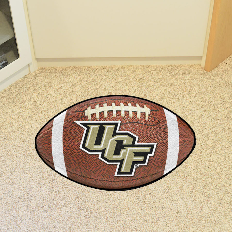 Central Florida Knights 22 x 35 FOOTBALL Mat