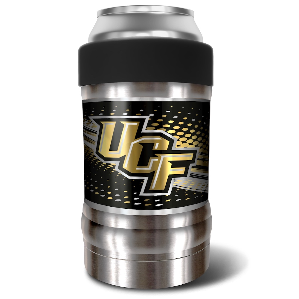 Central Florida Knights LOCKER NCAA Insulated Can and Bottle Holder