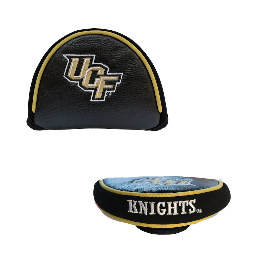 Central Florida Knights Mallet Putter Cover