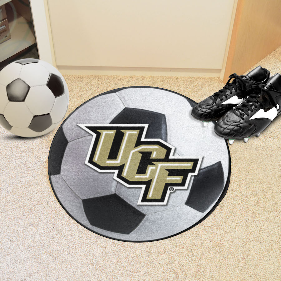 Central Florida Knights SOCCER BALL Mat