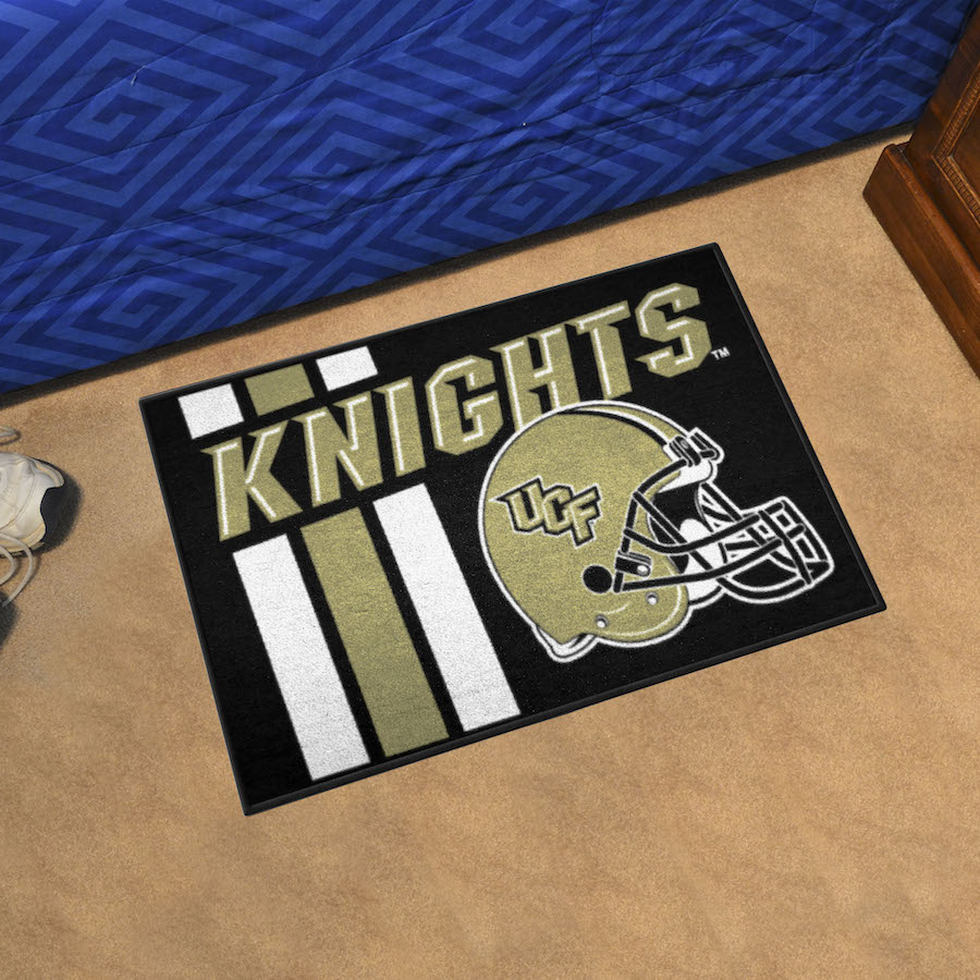 Central Florida Knights 20 x 30 Uniform STARTER Floor Mat
