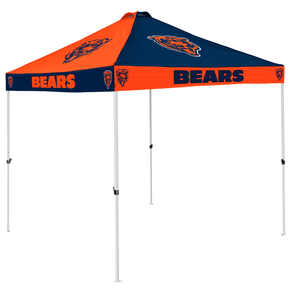 Chicago Bears Checkerboard Tailgate Canopy