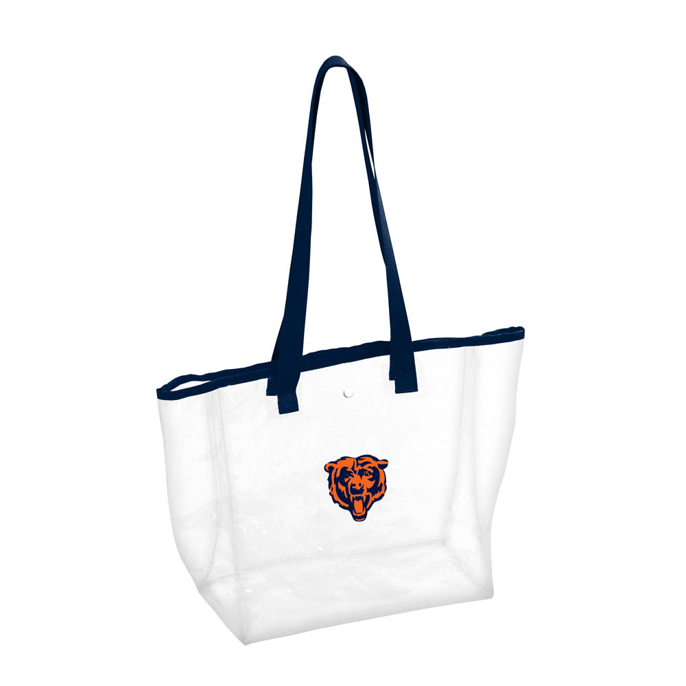 Chicago Bears Clear Stadium Tote