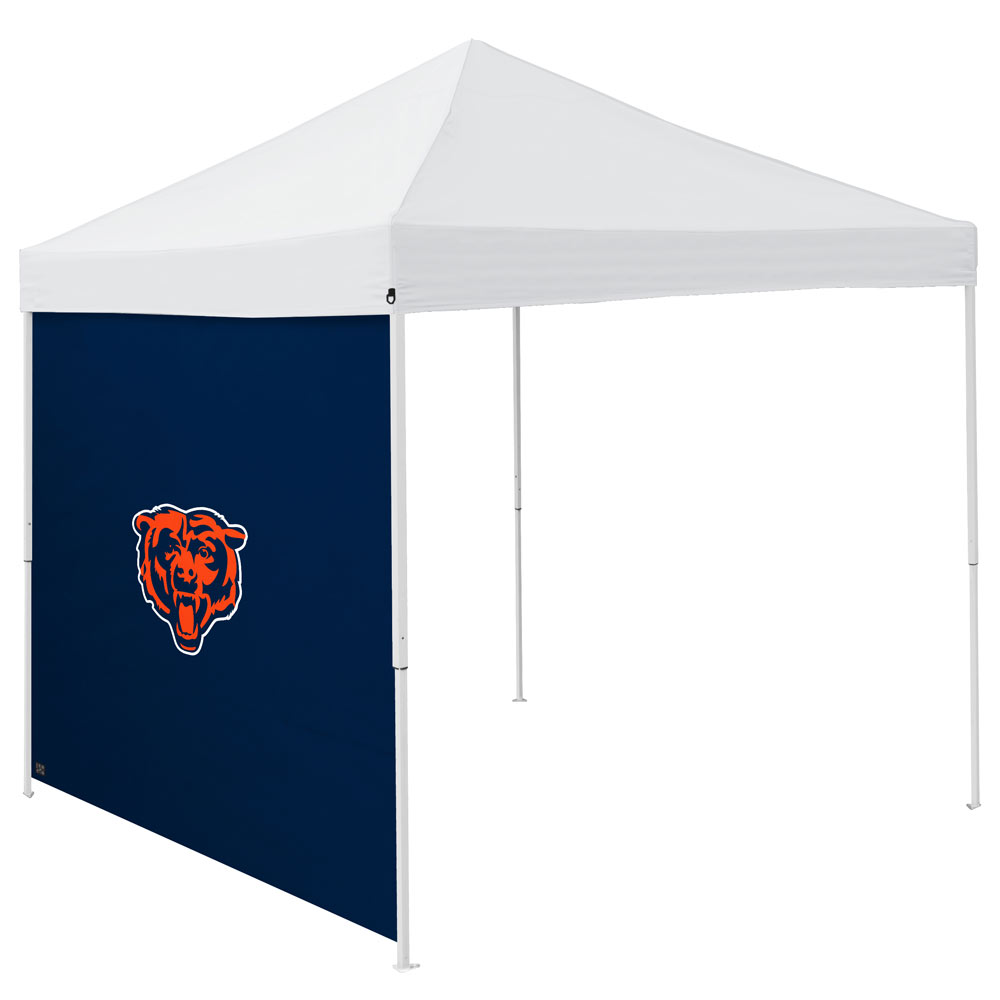 Chicago Bears Tailgate Canopy Side Panel