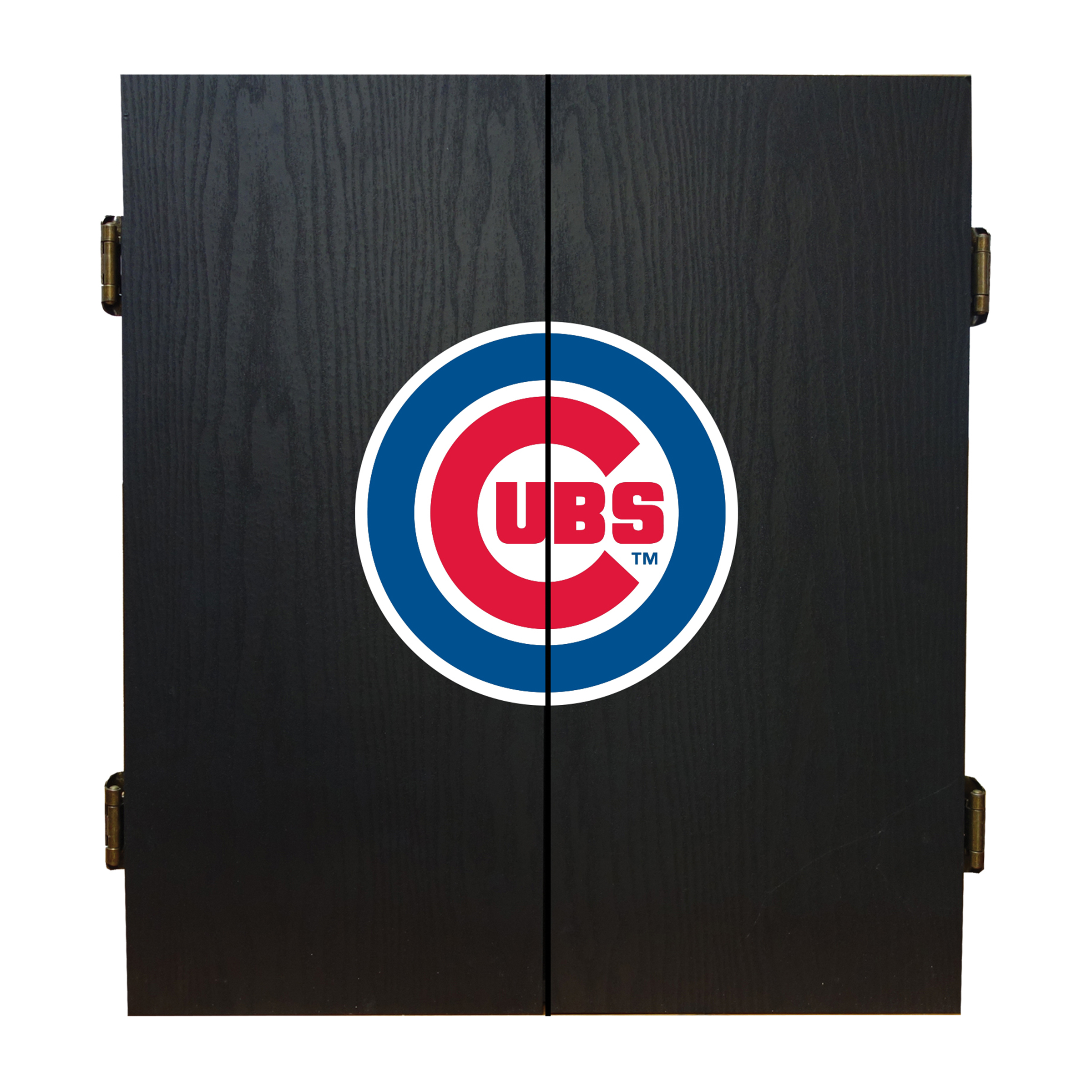 Chicago Cubs Dart Cabinet