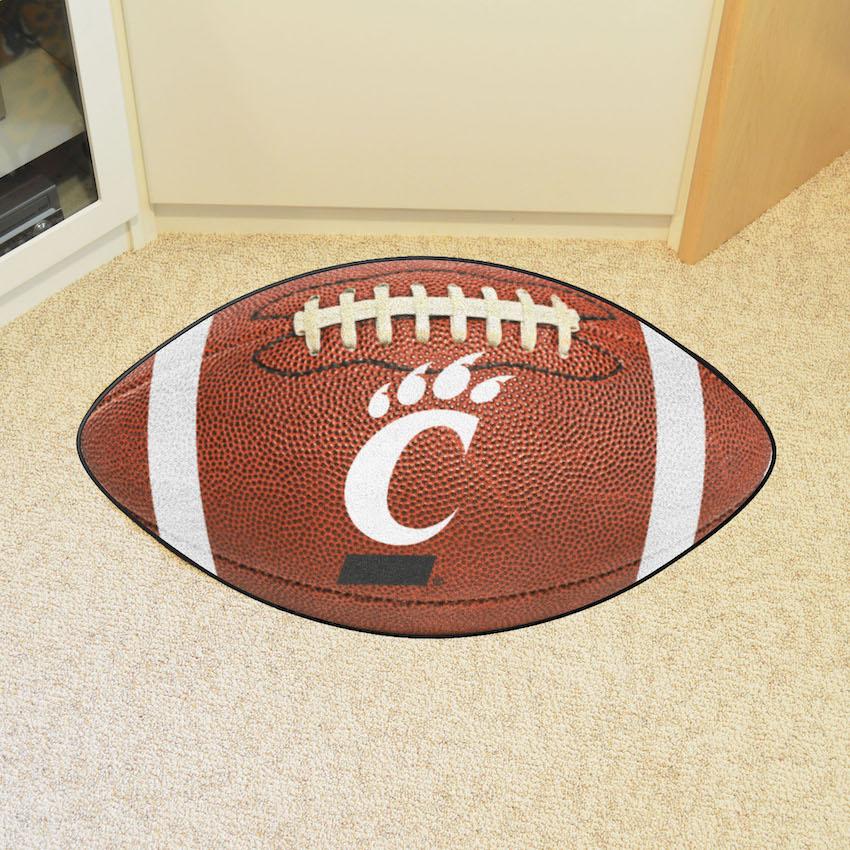 Cincinnati Bearcats Football Floor Mat