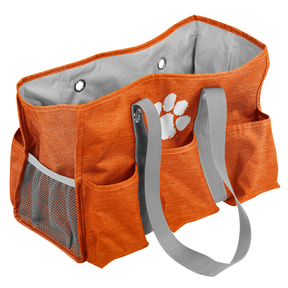 Clemson Tigers Crosshatch Junior Picnic Caddy