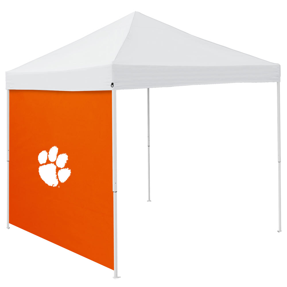 Clemson Tigers Tailgate Canopy Side Panel