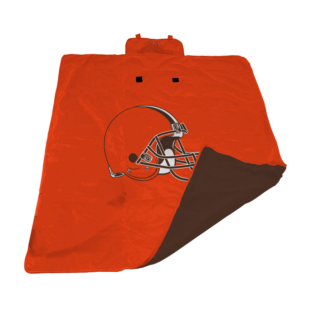 Cleveland Browns All Weather Outdoor Blanket