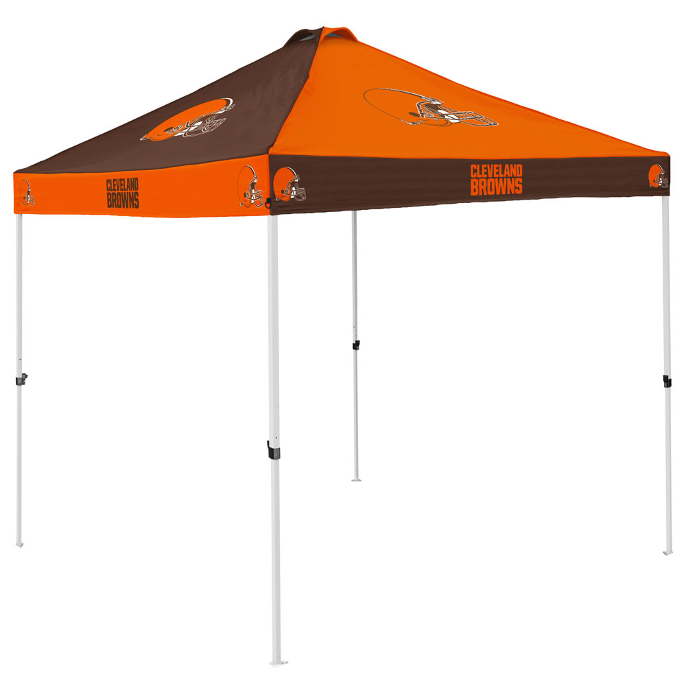 Cleveland Browns Checkerboard Tailgate Canopy