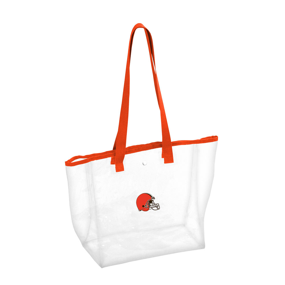 Cleveland Browns Clear Stadium Tote