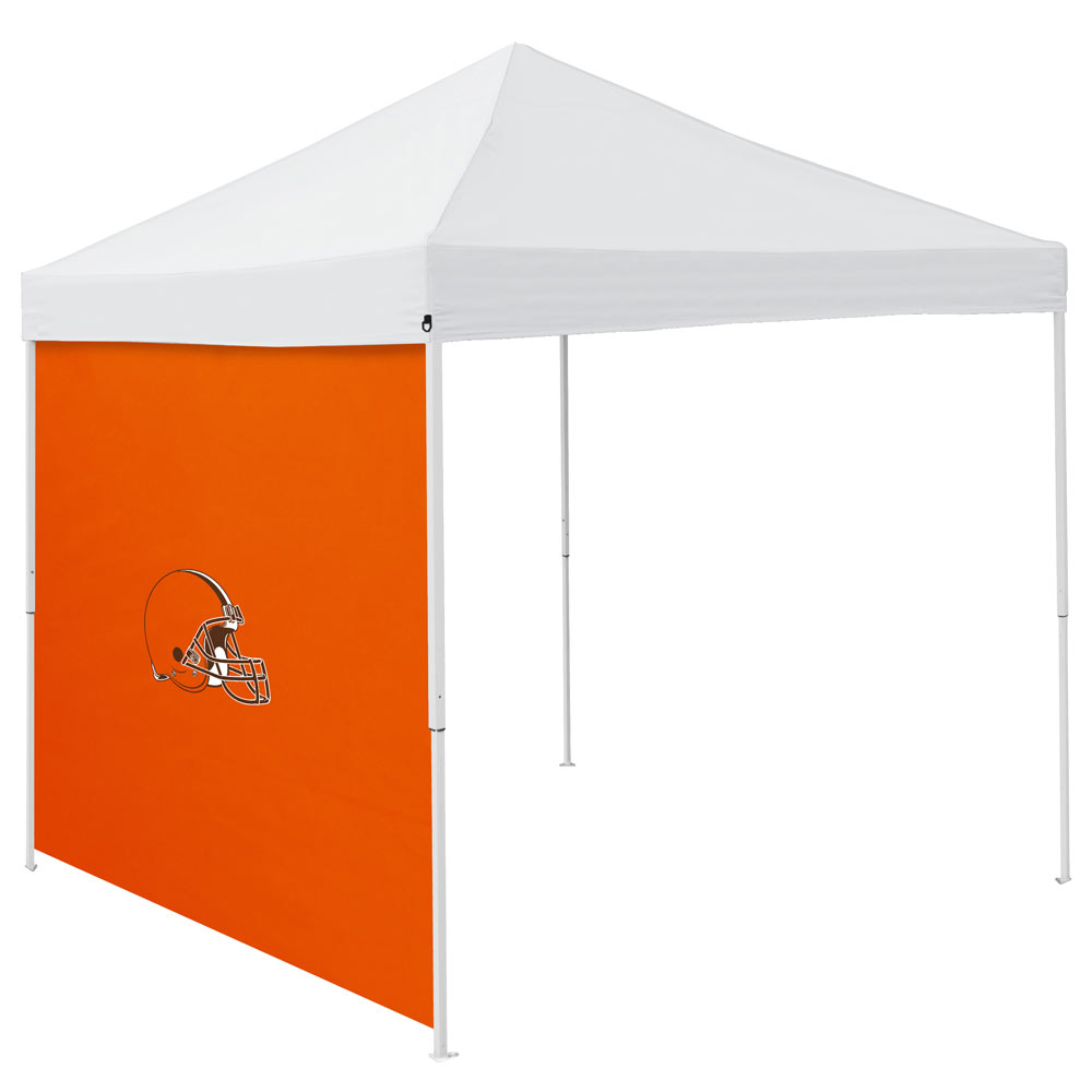 Cleveland Browns Tailgate Canopy Side Panel