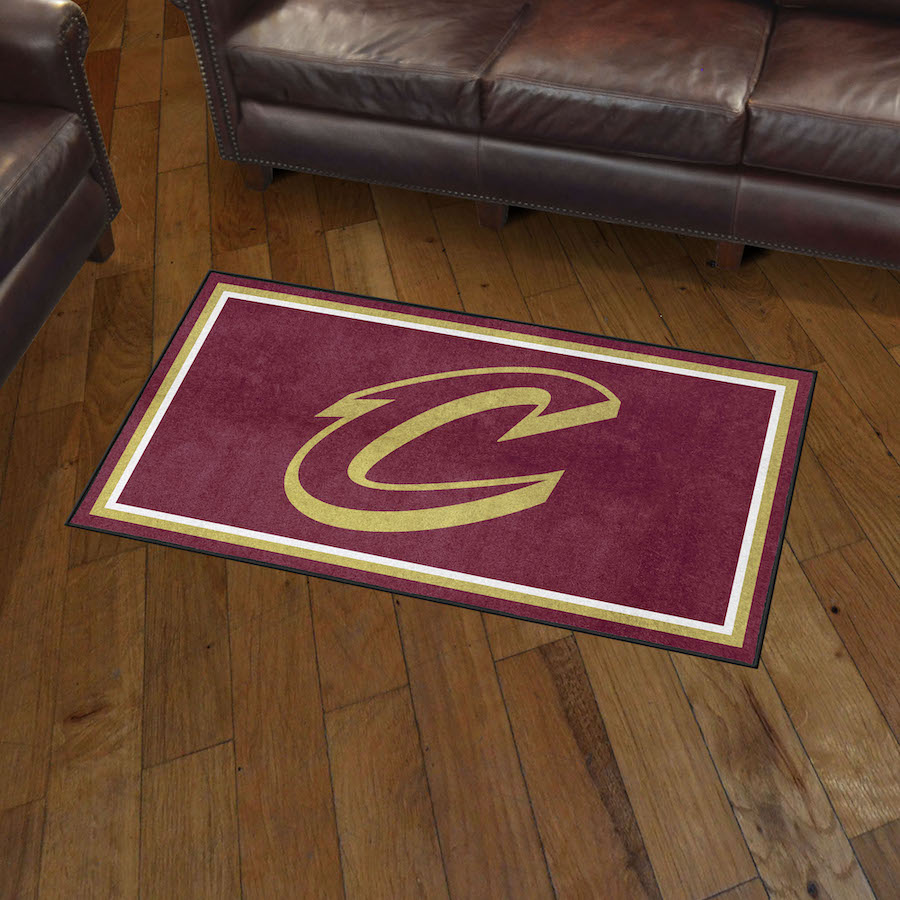 Cleveland Cavaliers 3x5 Area Rug