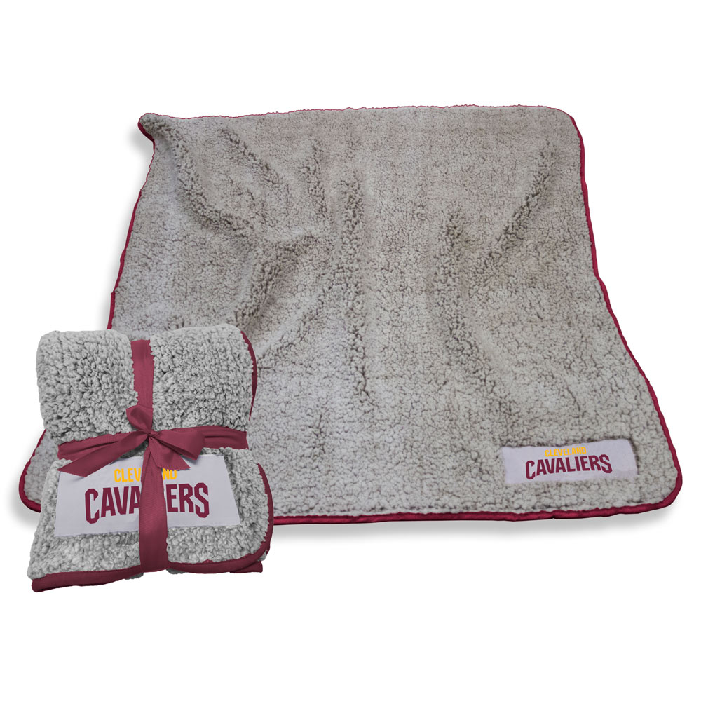 Cleveland Cavaliers Frosty Throw Blanket