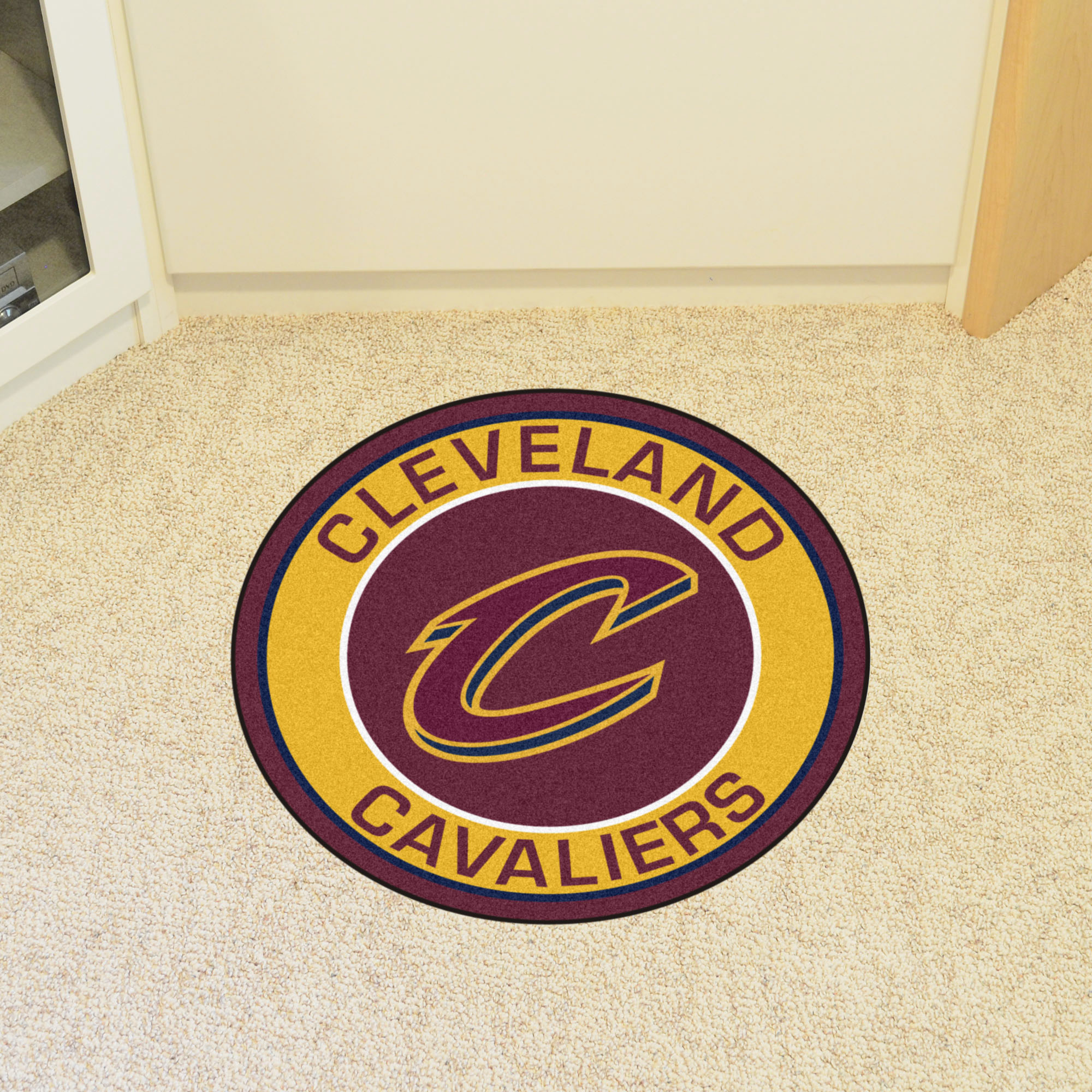 Cleveland Cavaliers Roundel Mat