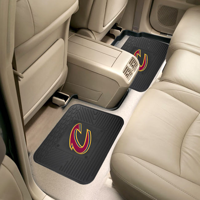 Cleveland Cavaliers Small Utility Mat (Set of 2)