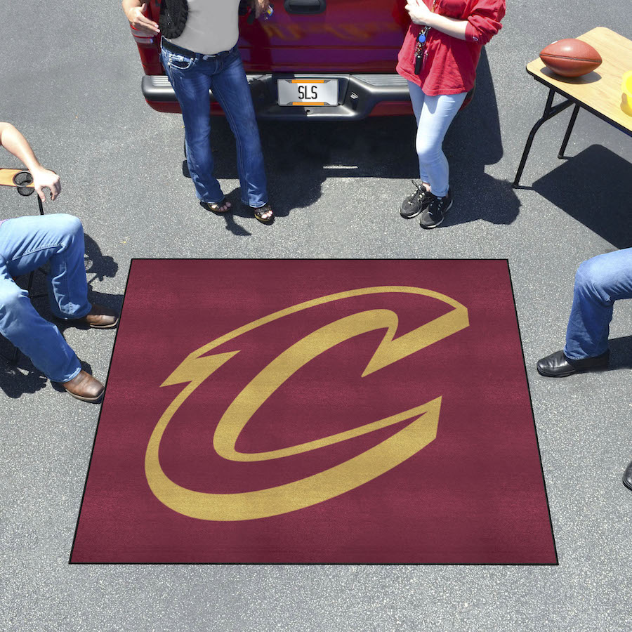 Cleveland Cavaliers TAILGATER 60 x 72 Rug