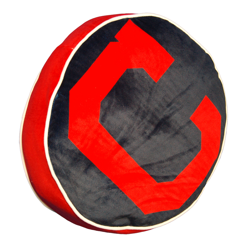 Cleveland Indians Cloud Pillow - 15 inch