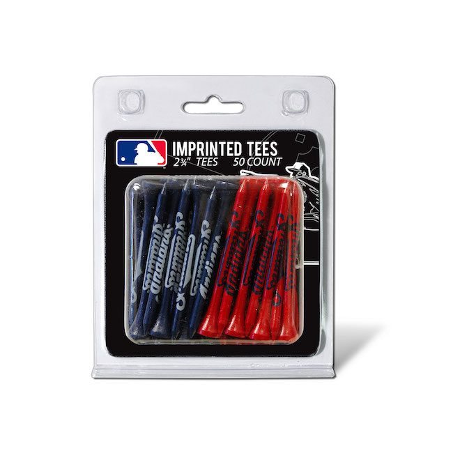 Cleveland Indians 50 Imprinted Tee Pack