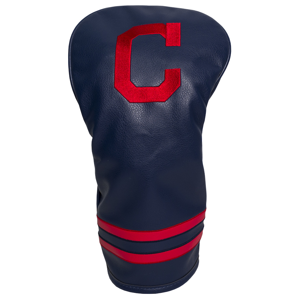 Cleveland Indians Vintage Driver Headcover
