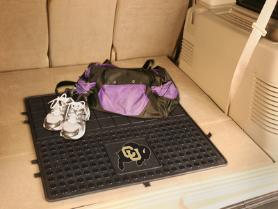 Colorado Buffaloes Heavy Duty Vinyl Cargo Mat