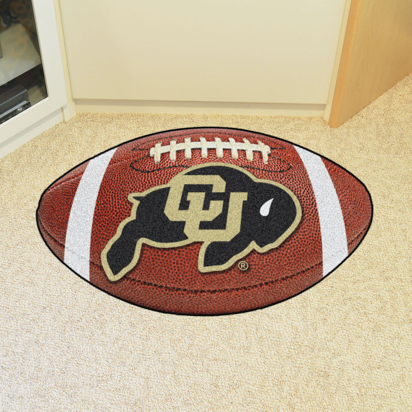Colorado Buffaloes 22 x 35 FOOTBALL Mat