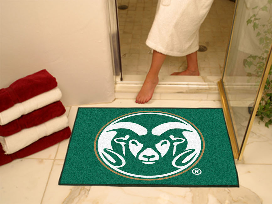 Colorado State Rams ALL STAR 34 x 45 Floor Mat