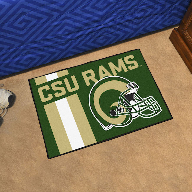 Colorado State Rams 20 x 30 STARTER Floor Mat ALTERNATE