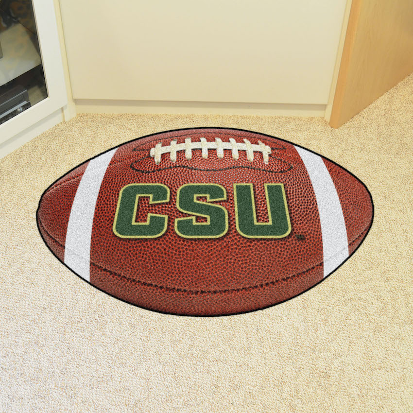 Colorado State Rams 22 x 35 FOOTBALL Mat
