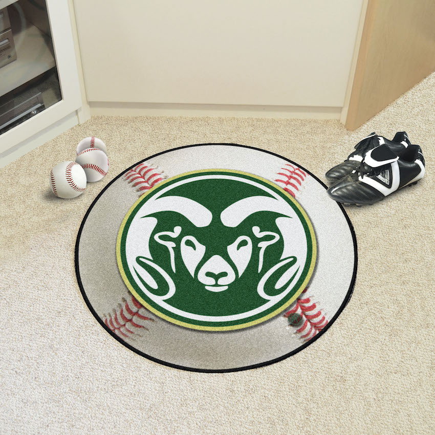 Colorado State Rams BASEBALL Mat