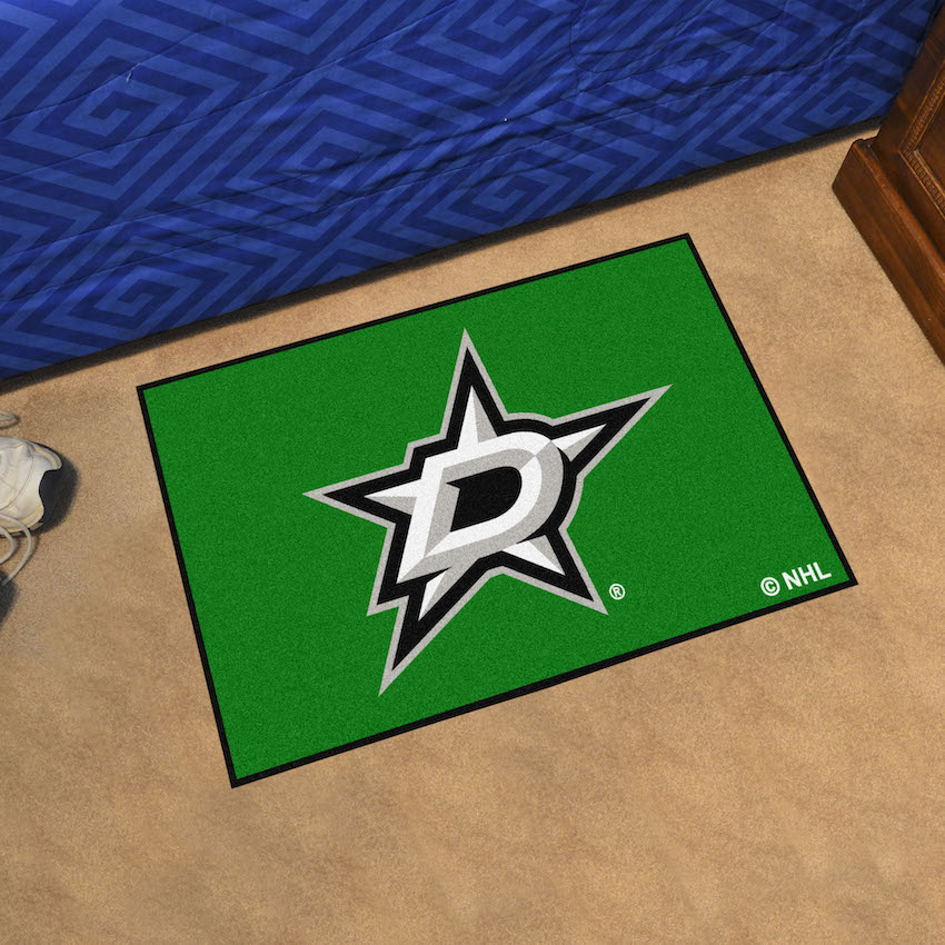 Dallas Stars 20 x 30 STARTER Floor Mat