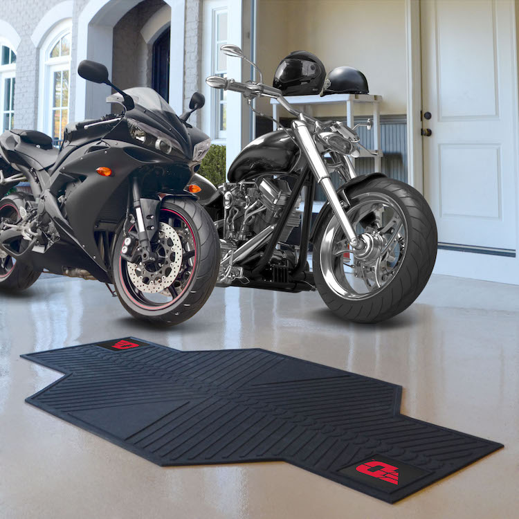 Dayton Flyers Motorcycle Mat