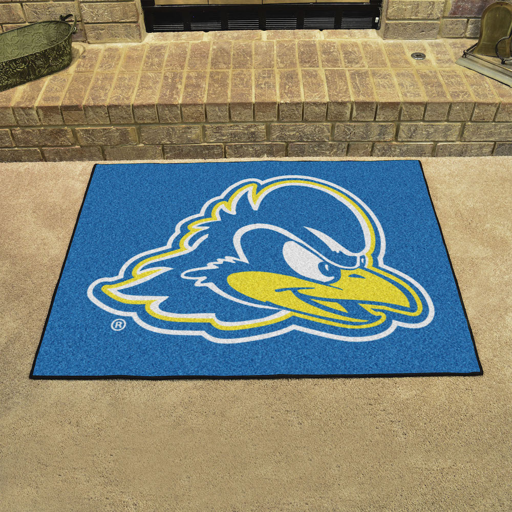Delaware Blue Hens ALL STAR 34 x 45 Floor Mat