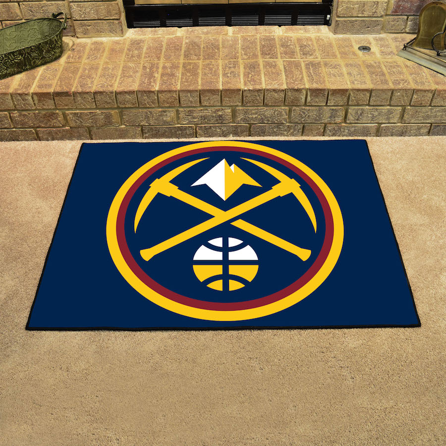 Denver Nuggets ALL STAR 34 X 45 Floor Mat