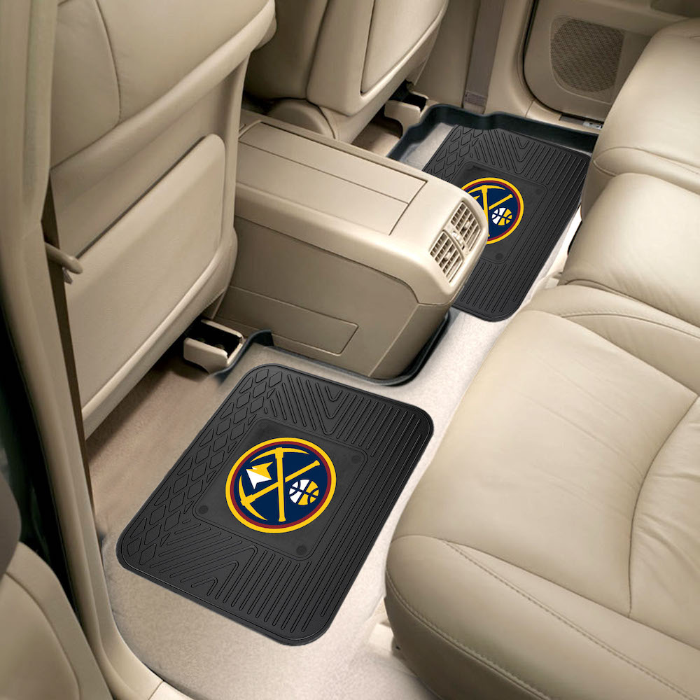 Denver Nuggets Small Utility Mat (Set of 2)