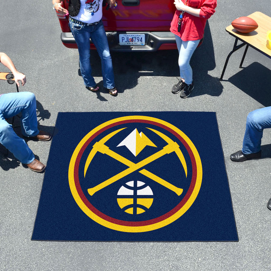 Denver Nuggets TAILGATER 60 x 72 Rug