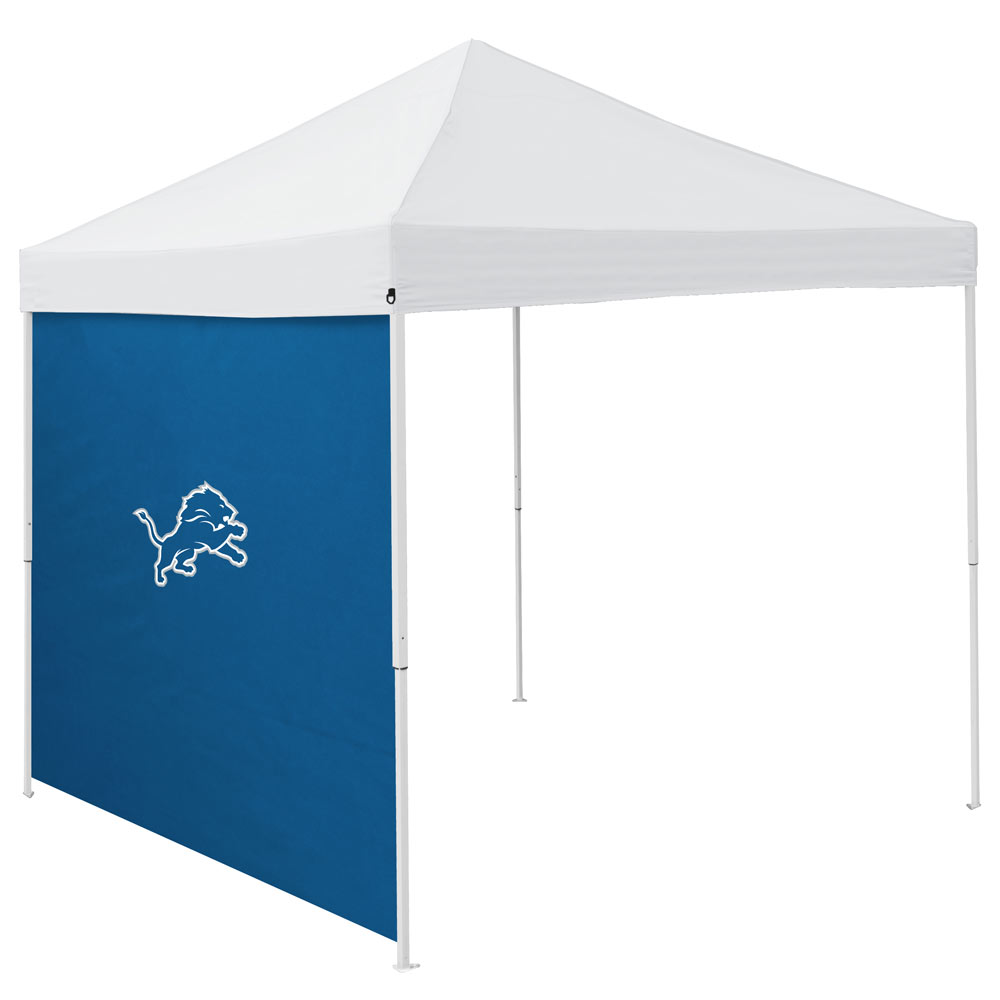 Detroit Lions Tailgate Canopy Side Panel