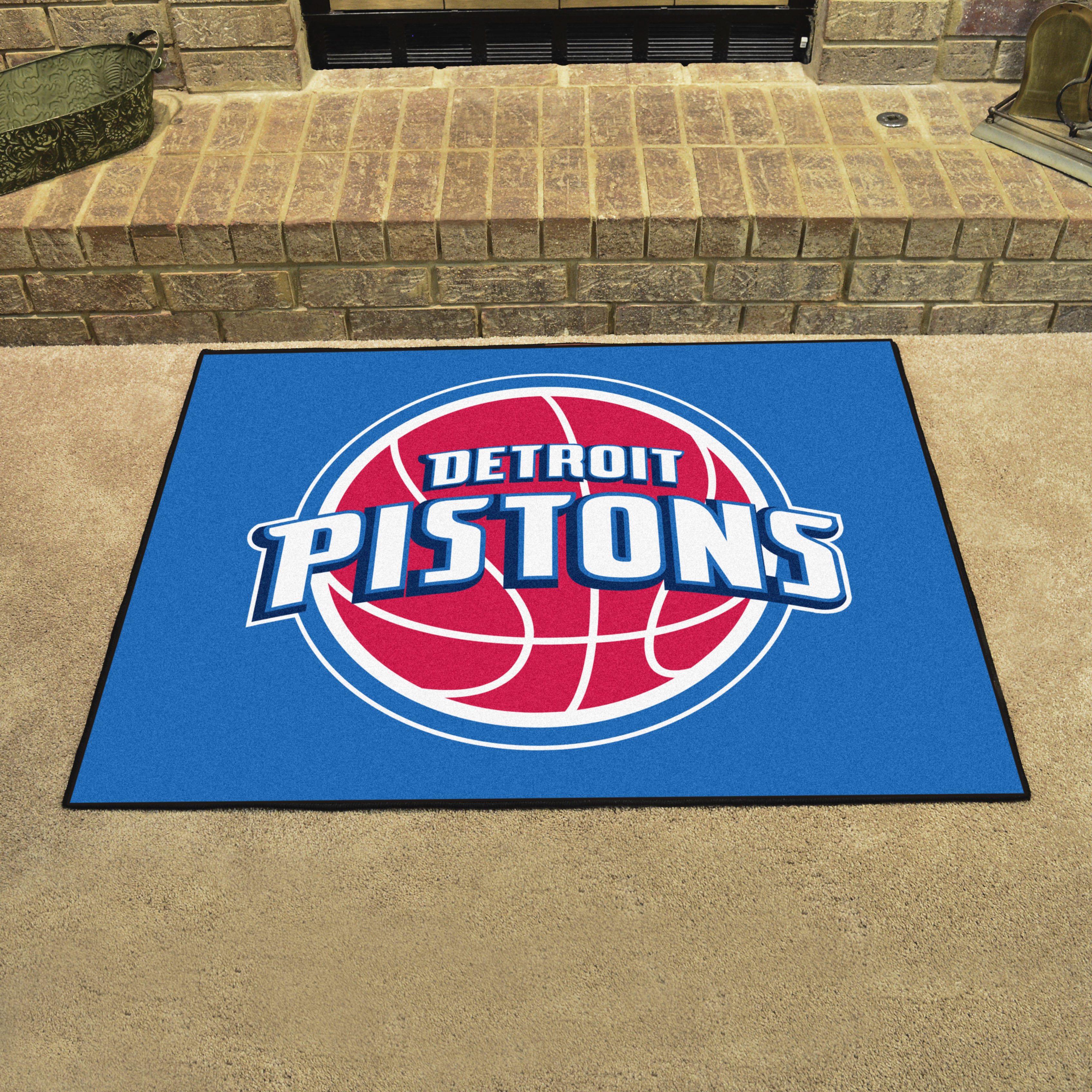 Detroit Pistons ALL STAR 34 x 45 Floor Mat