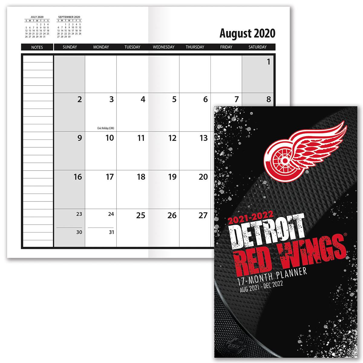 Detroit Red Wingscolor Hitch Fanmats NHL Detroit Red Wings Fanmats NHL One Size Black Team Color