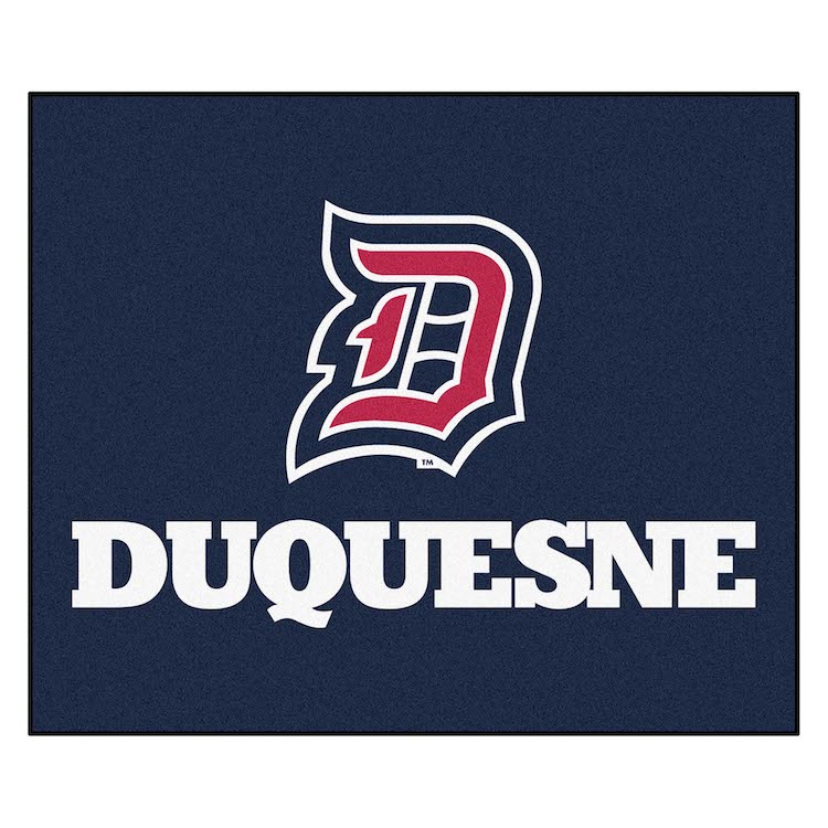 Duquesne Dukes TAILGATER 60 x 72 Rug
