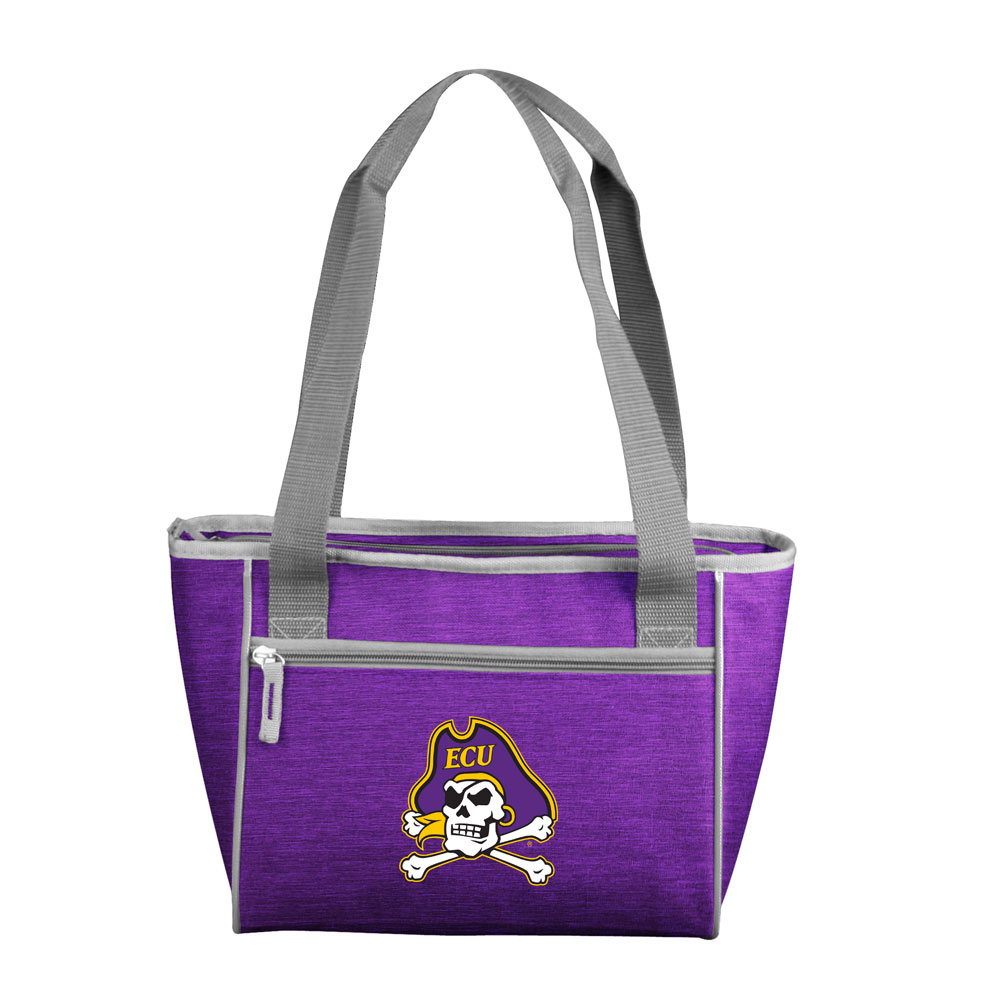 East Carolina Pirates Crosshatch 16 Can Cooler Tote