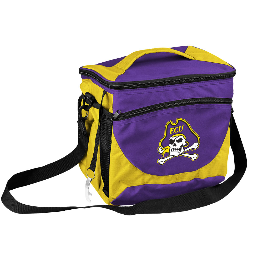 East Carolina Pirates 24 Can Cooler